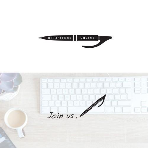 Web writers logo