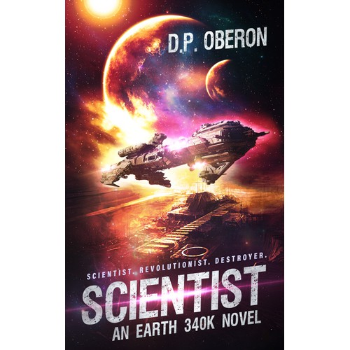 EBook cover: Scientist