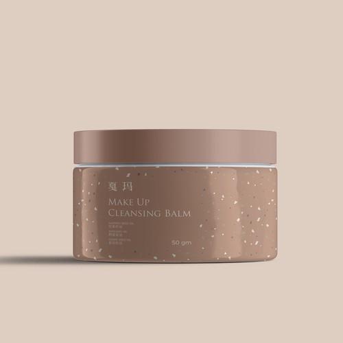 Make Up Cleansing Balm