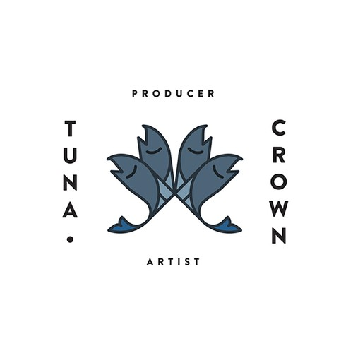 Design a logo for Tuna Crown