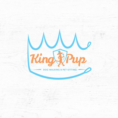 Logo for a NYC Dog Walker / Pet Sitter