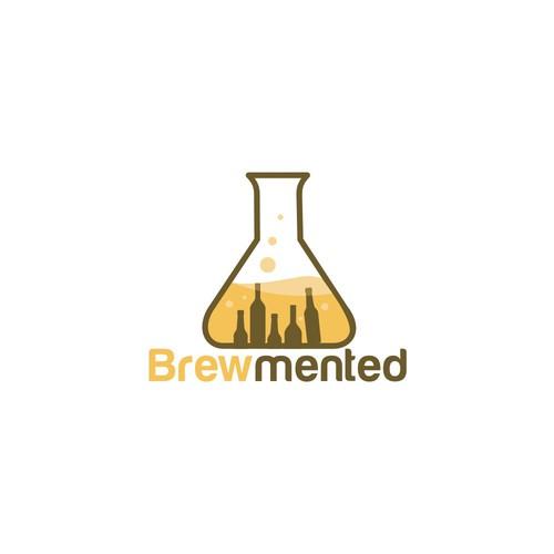 Logo Concept Brewmented