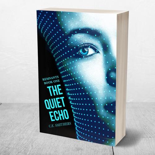 Book Cover: Sci-fi Novel