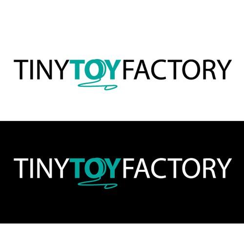 Tiny Toy Factory Logo Concept