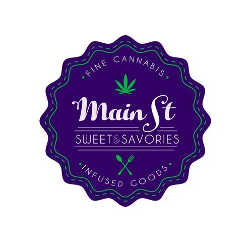 Logo for Main ST