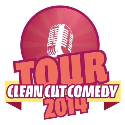 Create logo design for live comedy show