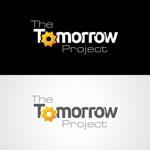 The Tomorrow Project needs a new web 2.0 logo