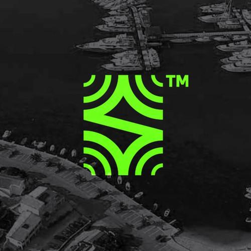 Modern, Geometric Logo