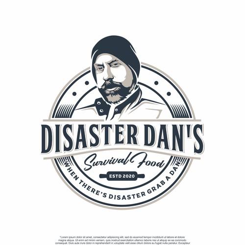 Disaster dan's survival food