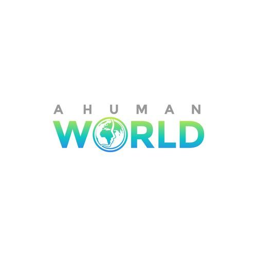 a human world