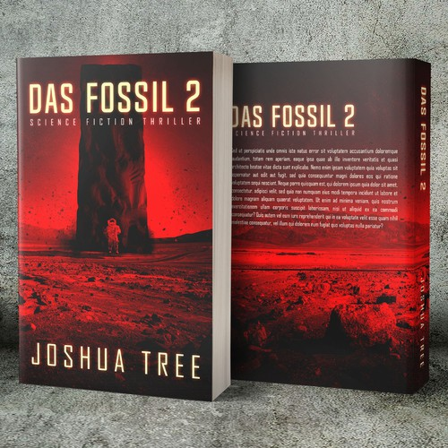 Das Fossil, by Joshua Tree