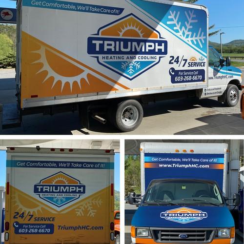 Triumph wrap