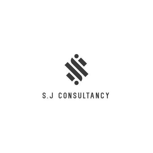 SJ Consultancy monogram logo