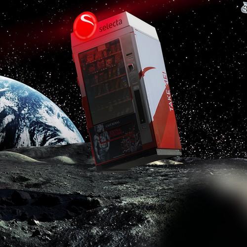 "vending machine ""Space"""