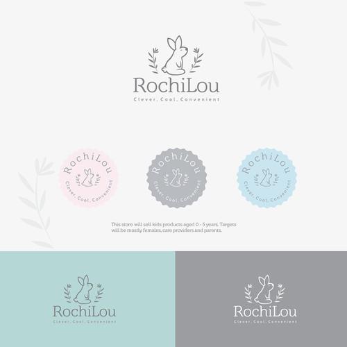 Logo for RochiLou