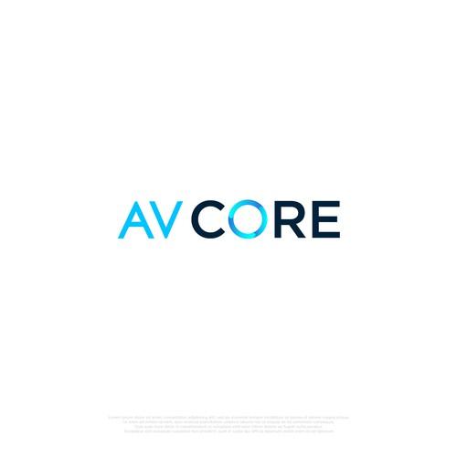 Logo for AV CORE