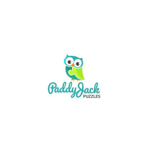 Logo for kids puzzles