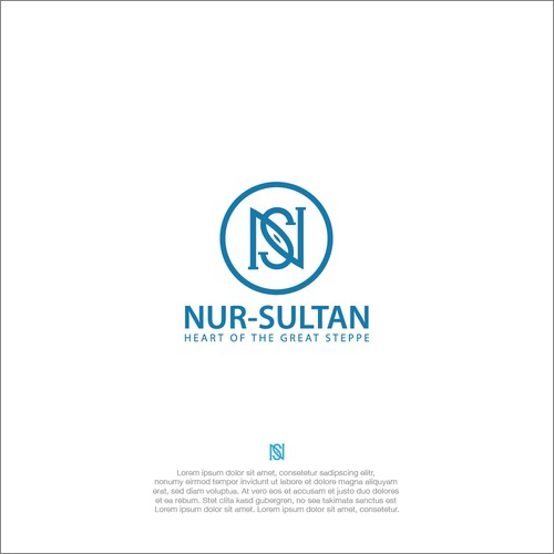 Logo for NUR-SULTAN