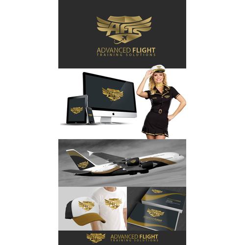 Advanced Flight Training Solutions needs a new logo
