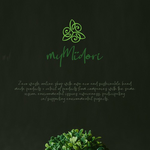 Logo for myMïdori
