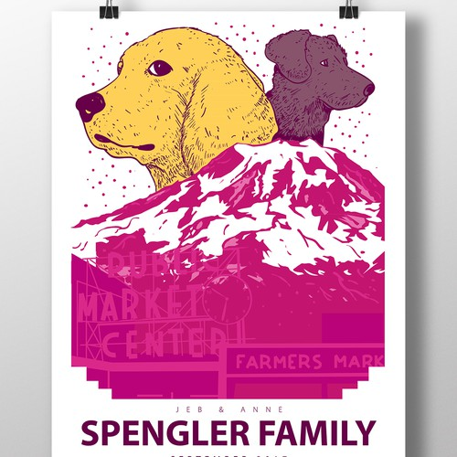 Spengler Poster contest entry