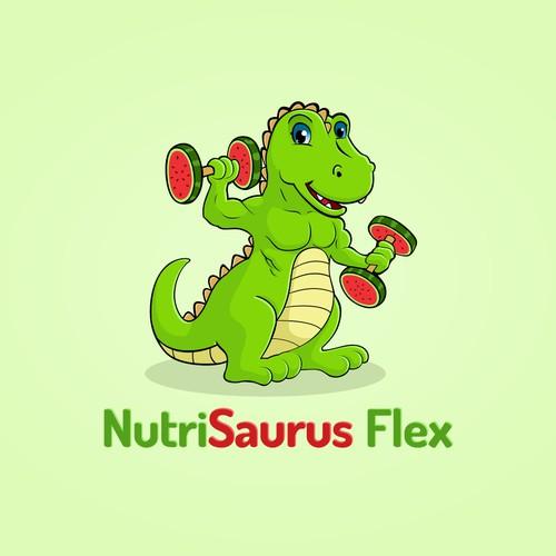 NutriSaurus Flex Character