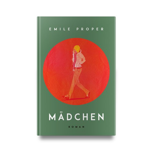 "Book cover for ""Mädchen"""