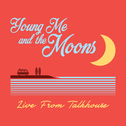 Young Me and the Moons T-Shirt