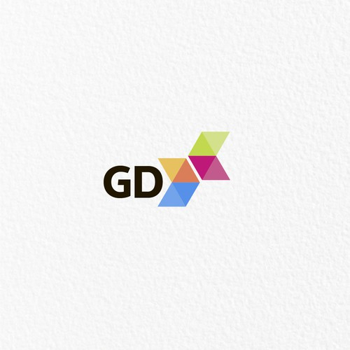 Logo with modern concept to GDX