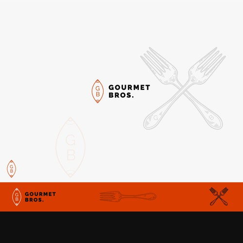Gourmet Bros Logo