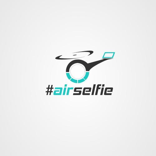#Airselfie