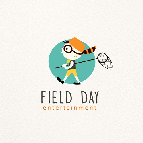 Field Day logo design