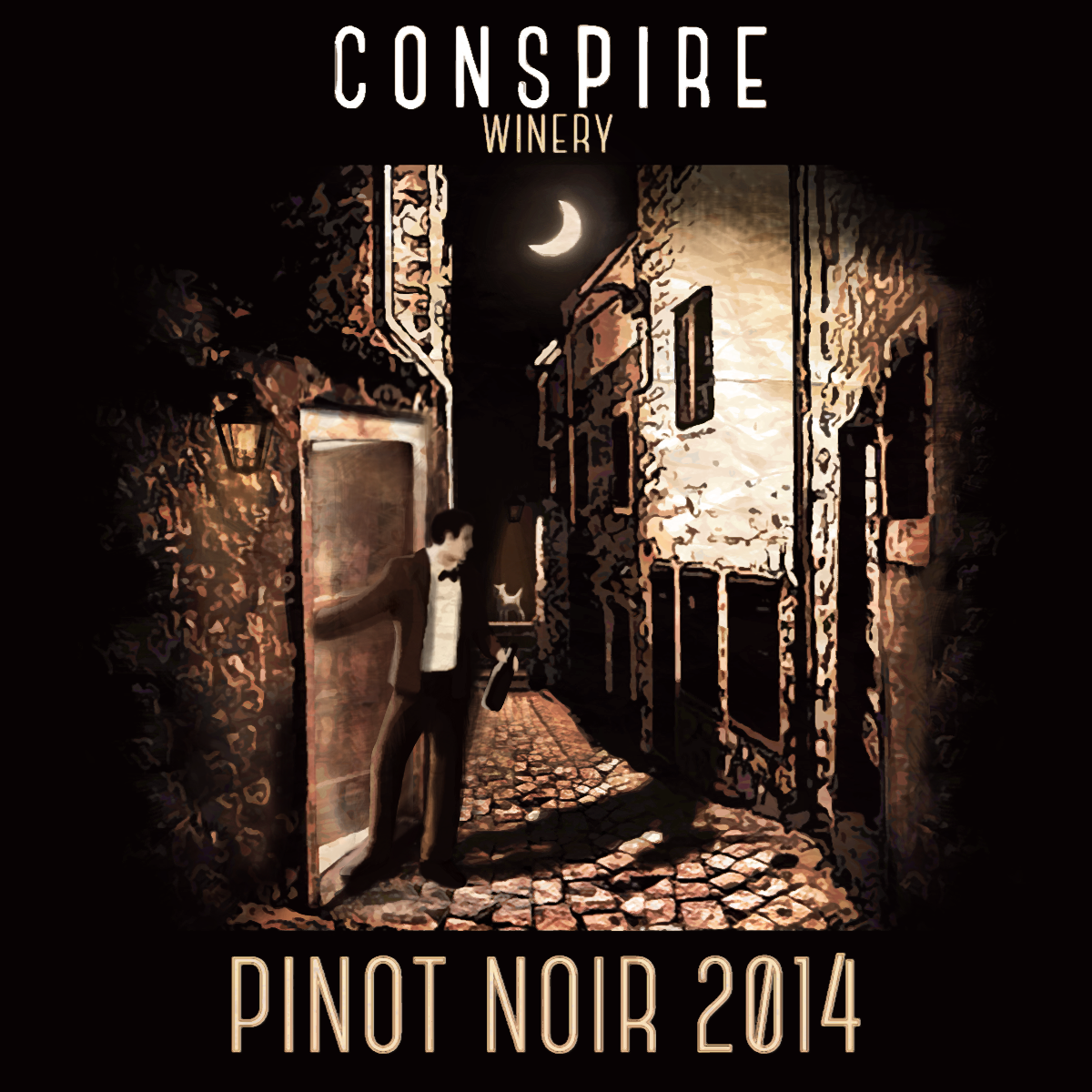 Conspire Winery - First Label