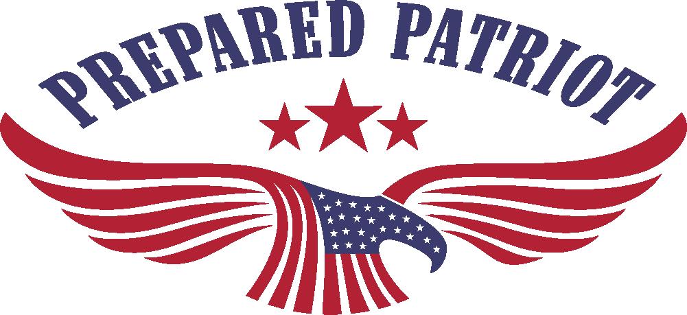 Create a groundbreaking logo for Prepared Patriot!