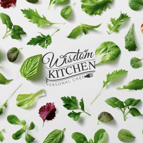 Create a health inspired logo for high end personal chef business