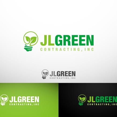 JL GREEN CONTRACTING, INC needs a new logo!
