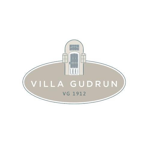 Logoentwurf für eine Pension