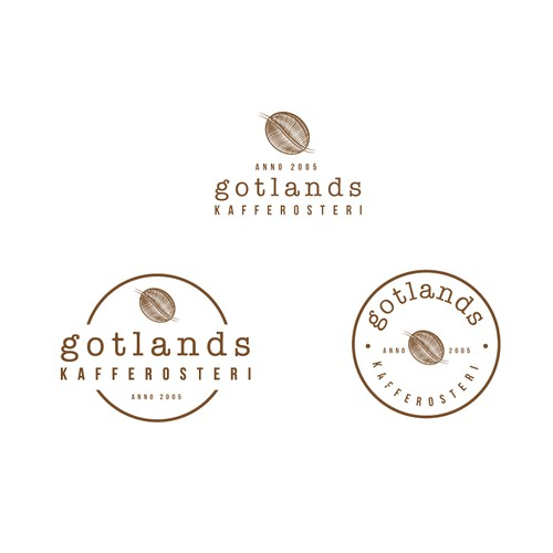 Logo for a coffee roster