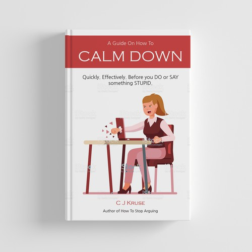Book Cover How To Calm Down
