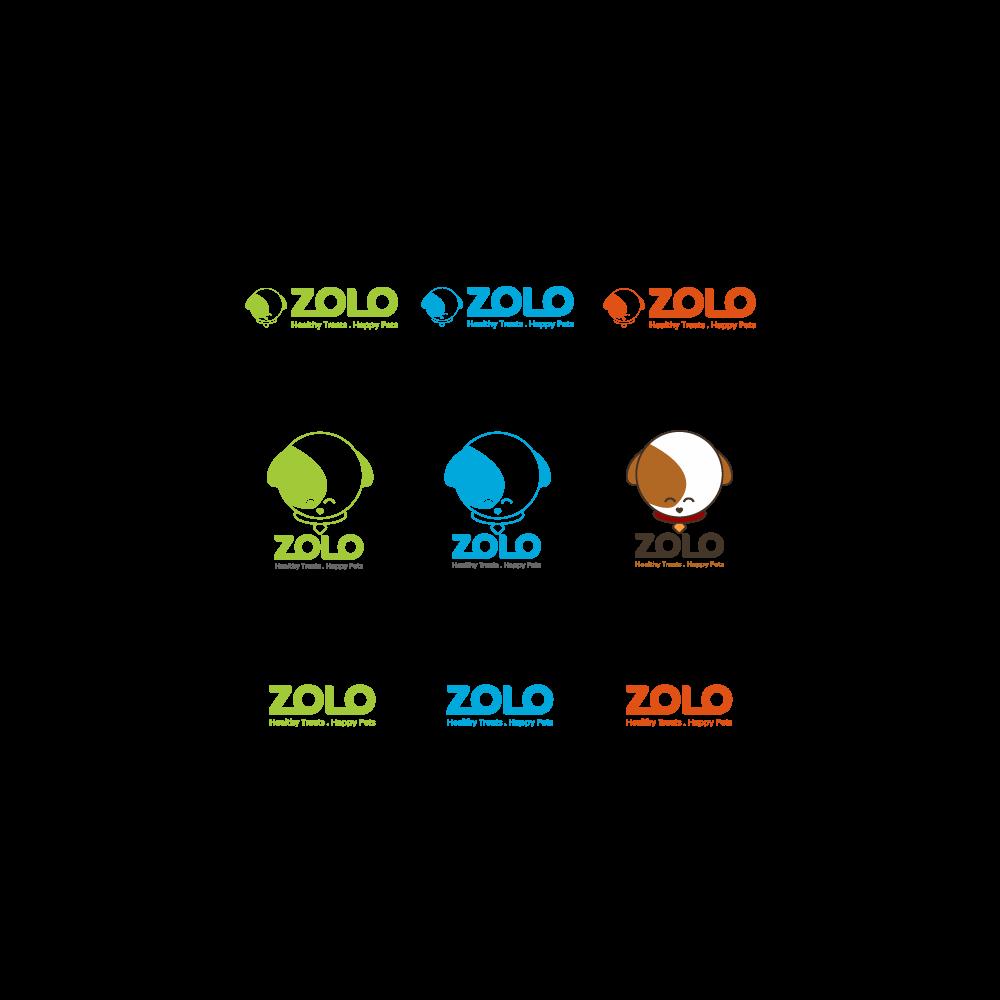 Design a cool logo for healthy pet treats!
