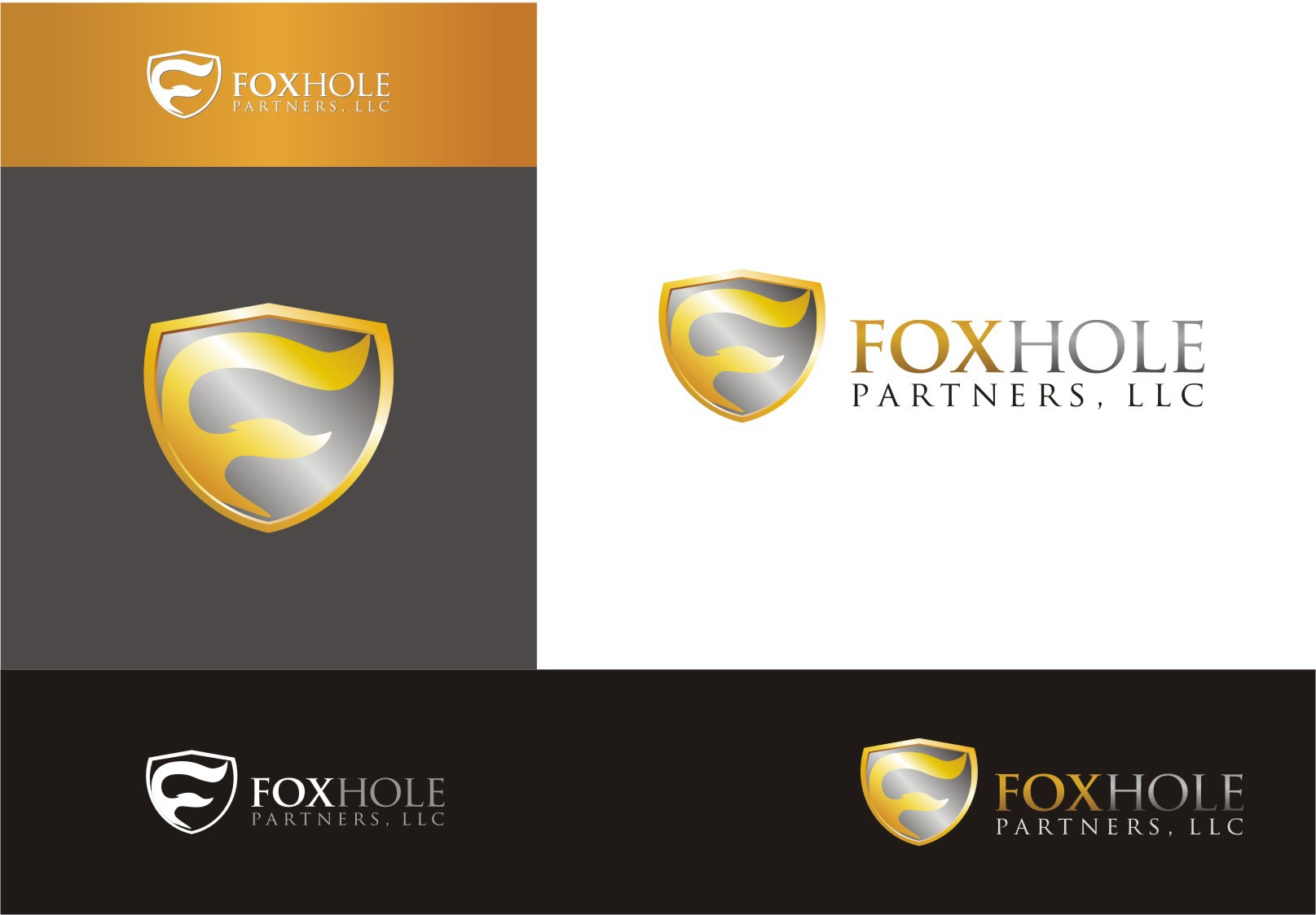 New logo wanted for Foxhole Partners, LLC