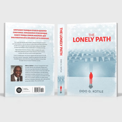 The Lonely Path - book cover