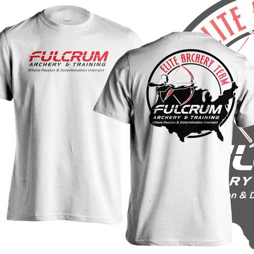 Fulcrum archery & traning shirt