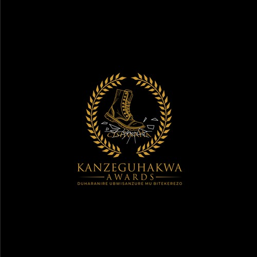 Luxury design for awarding organization