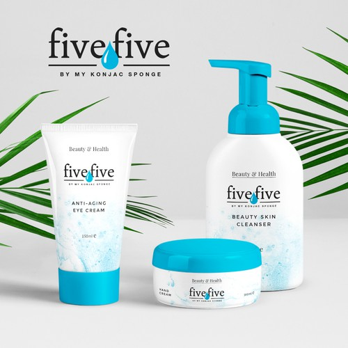 Five.Five Logo Design