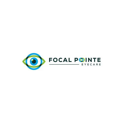Logo for Focal Pointe Eyecare