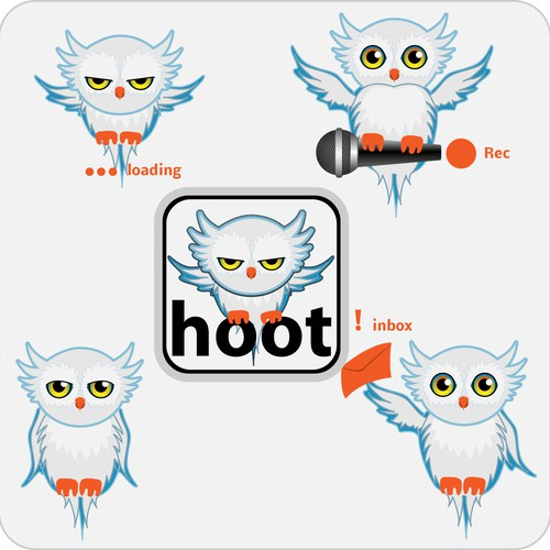 Mobile Icon needed for fresh Voice Messaging Application!