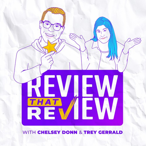 Review that Reviews Podcast Cover
