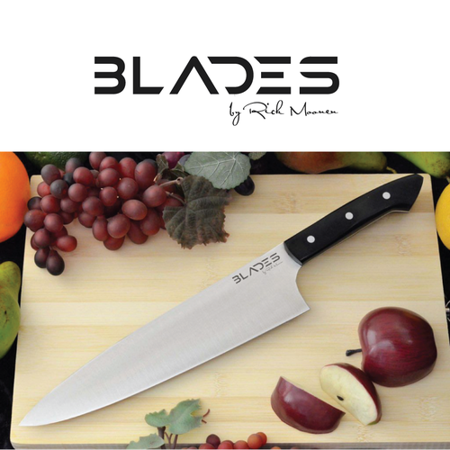 Logo Design for a High Quality Chef Knife
