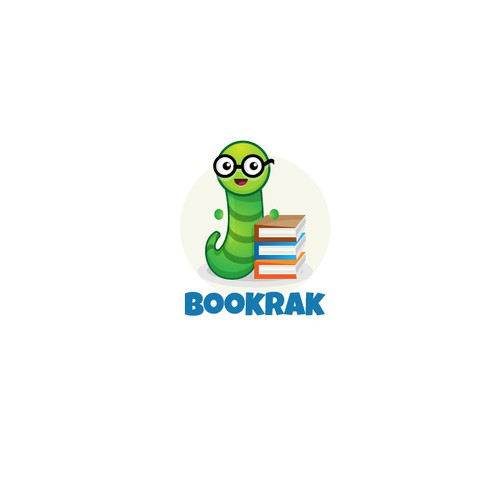 Mascot for a Book Site